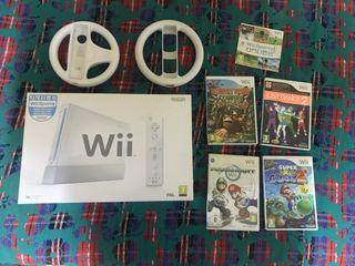 Wii+volantes+juegos