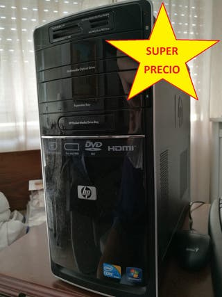 PC DESKTOP HP PAVILION P6365ES