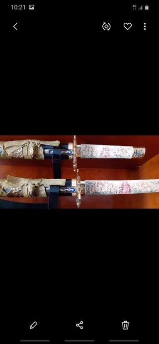 espada, catana, coleccion, ganga, chollo