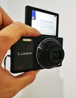 cámara compacta panasonic SZ10 negro + wifi