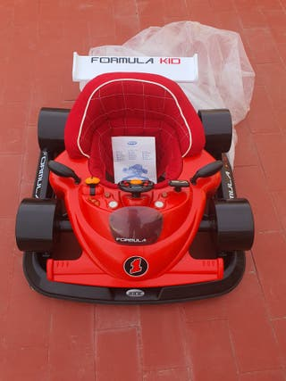 Andador FORMULA KID JANÉ Red