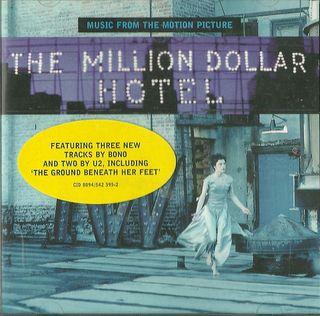 CD Banda Sonora Original, The Million Dollar Hotel