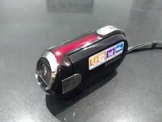 Videocámara Samsung SMX C10 + Boli cámara espia