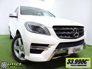 Mercedes-Benz Clase M ML 250 BlueTEC 4MATIC 204 CV