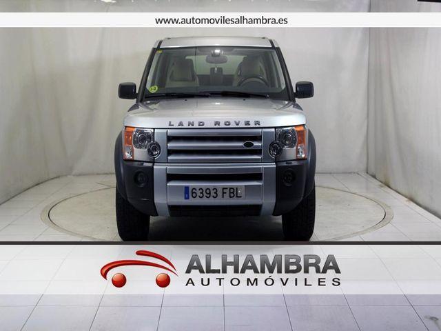 Land-Rover Discovery 2.7 TDV6 SE 7 PLAZAS AUTO