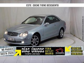 Mercedes-Benz Clase CLK CLK 240 ELEGANCE