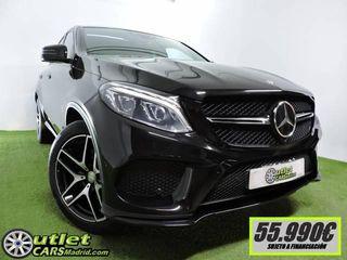 Mercedes-Benz Clase GLE Coupe 350 d 4Matic 258 CV