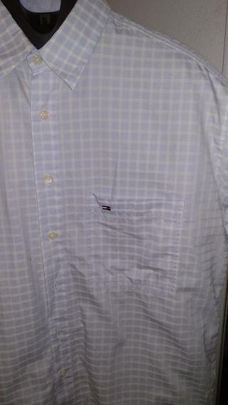 Tommy Hilfiger camisa XL
