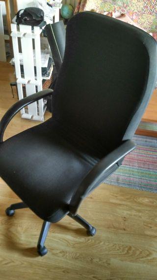 sillón ruedas oficina