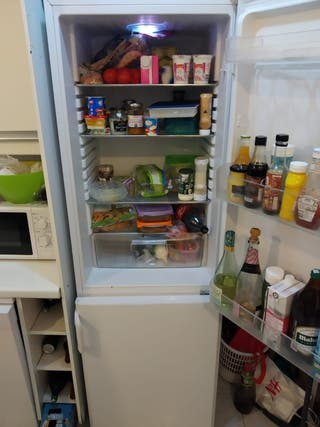 frigorífico nevera combi