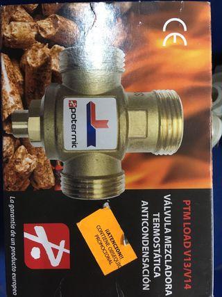 Válvula mezcladora anti condensación POTERMIC