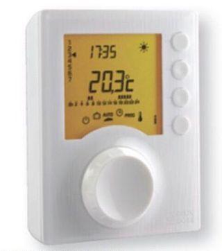 Termostato programable calefacción