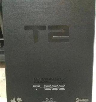 hot toys terminator T2 T800 hot toys