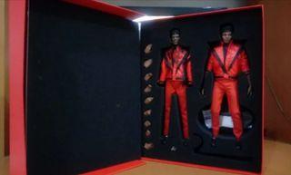 hot toys MICHAEL JACKSON THRILLER VERSION