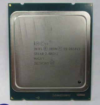 Xeon e5 2658 v2 10 cores lga 2011