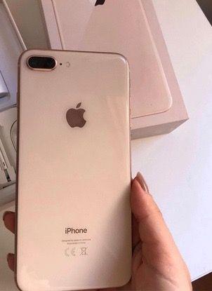 Iphone 8 plus 64b