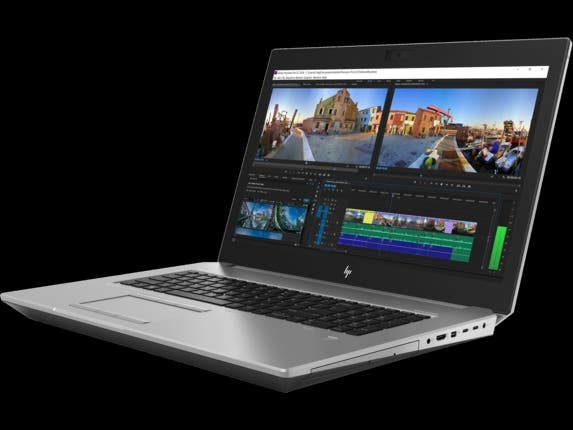 workstation - HP ZBOOK 17 G5