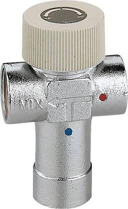 Mezclador termostático regulable