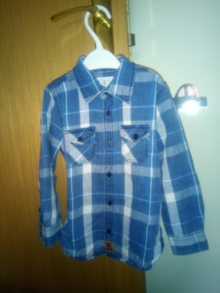 Camisa vaquera (Brotes)