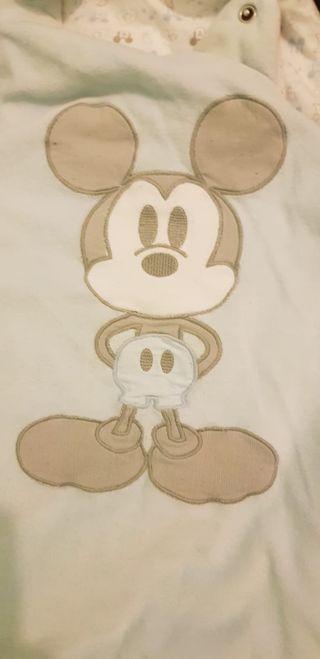 Saco dormir bebé- Mickey Mouse