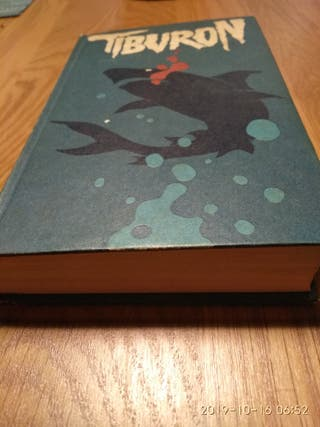 Libro Tiburón