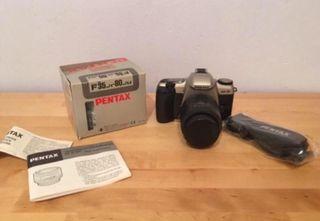 Cámara fotográfica analógica réflex Pentaz MZ30