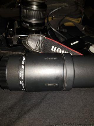 Tele Objetivo Tamron 70-300 AF Canon