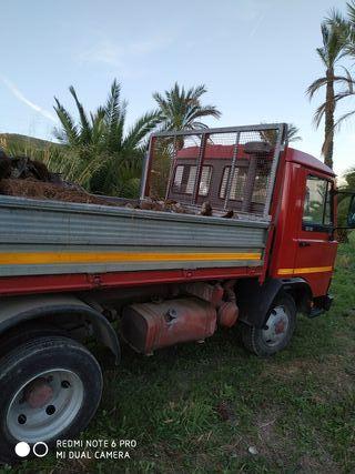 camión Fiat Ebro Ebro 1970