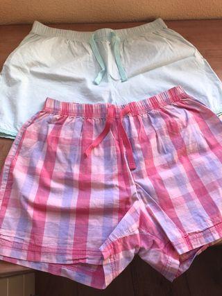 Pantalones pijama niña