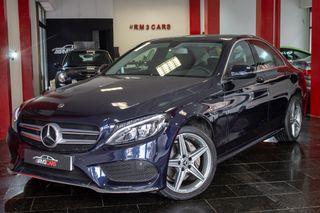 Mercedes Benz C220 CDI Amg Line 170cv 4p