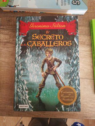 El secreto de los caballeros. 10€