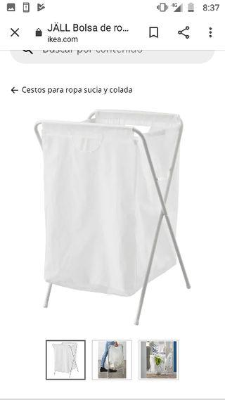 Jäll bolsa de ropa sucia Ikea
