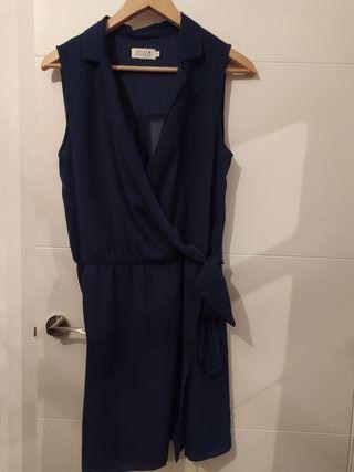 Vestido azul marino NUEVO (precio negociable)