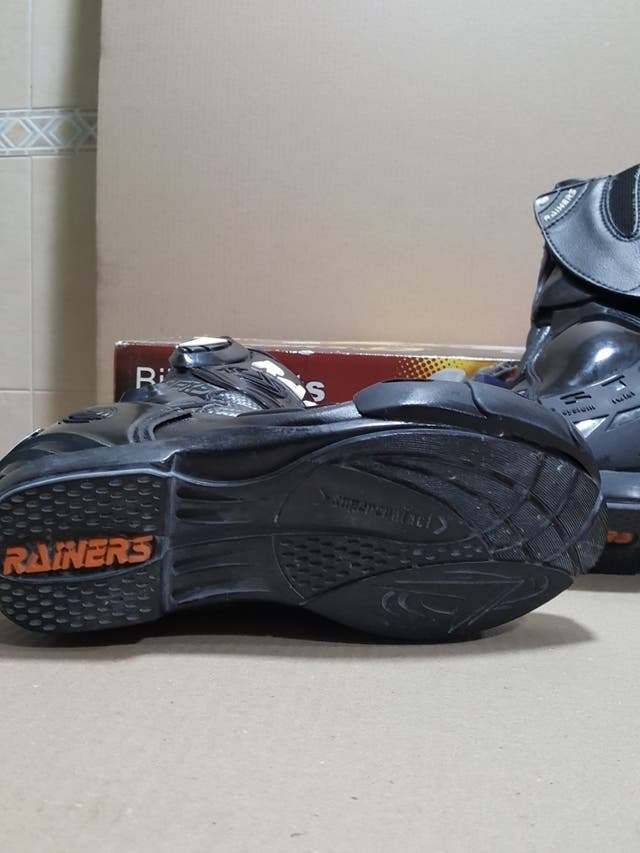 botas moto carretera