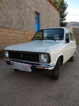 Renault 6 1984