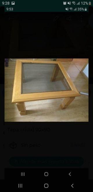 Mesa madera perfecto estado