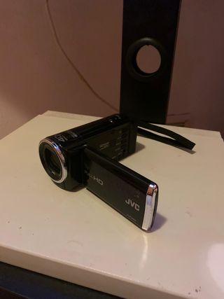 Cámara de vídeo JVC FUL HD