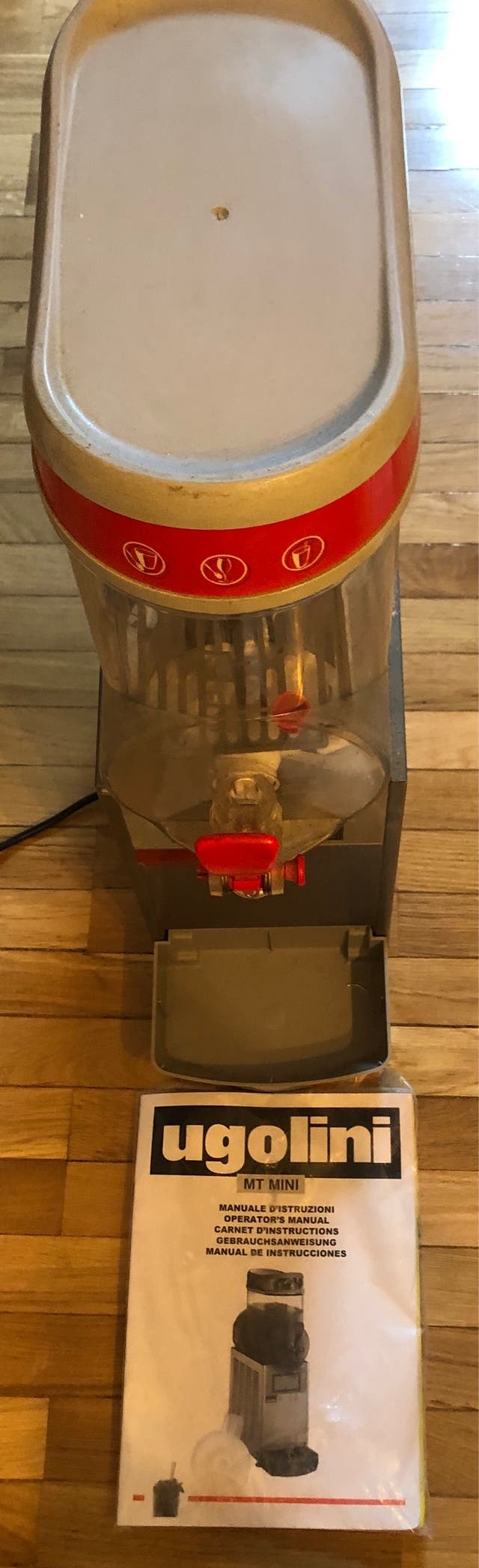 Máquina de granizado