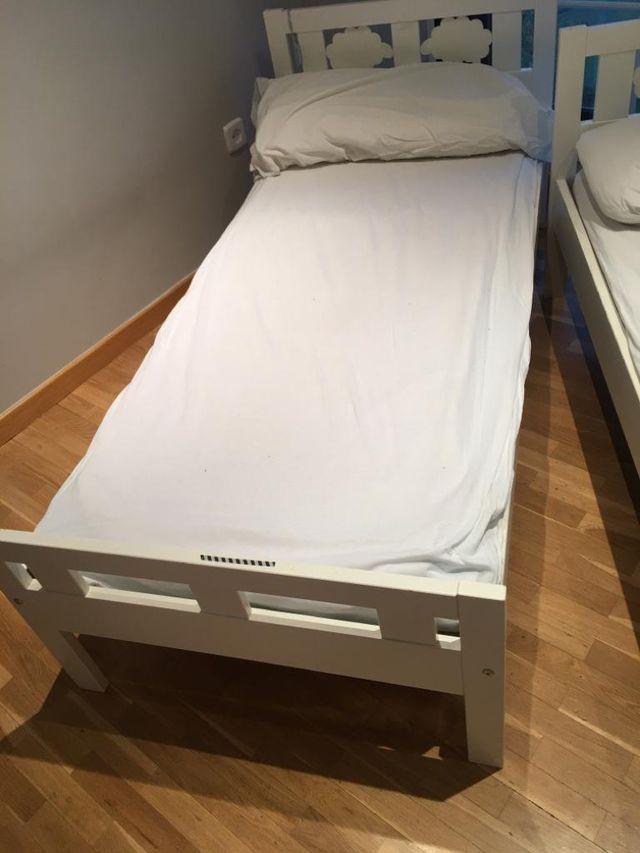 Camas con somier y colchón niños de IKEA
