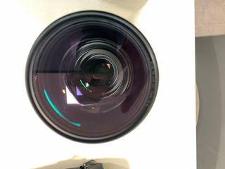 Objetivo Sigma 150- 600 (Montura Canon)