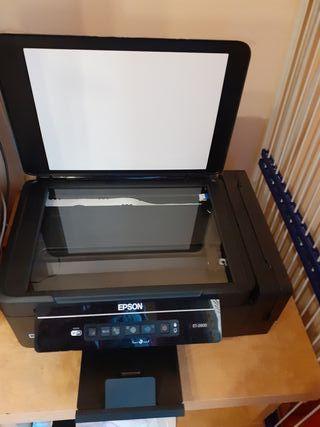 impresora epson ekotank