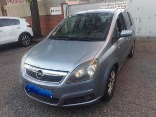 "Opel Zafira 2007 1.9 CDTI 120CV 6V PEGATINA ""B"""
