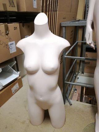 Vendo maniqui de mujer