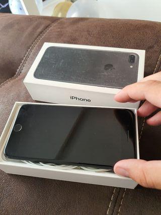 IPHONE 7 PLUS 256 GB NEGRO