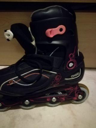 patines en linea a estrenar