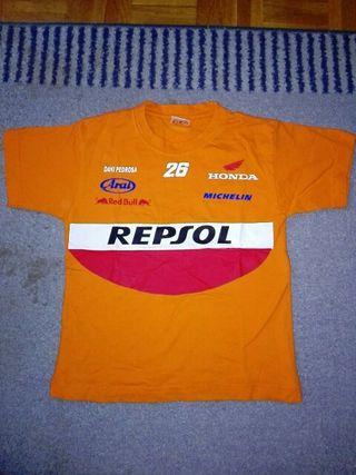 Camiseta Dani Pedrosa