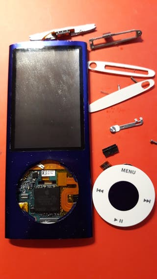Apple Ipod nano 5 generación 8Gb