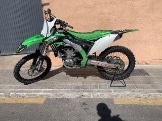 Kxf 450cc