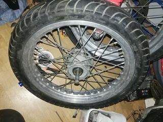 rueda de supermotard