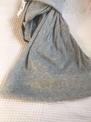Pañuelo de porteo-bebé